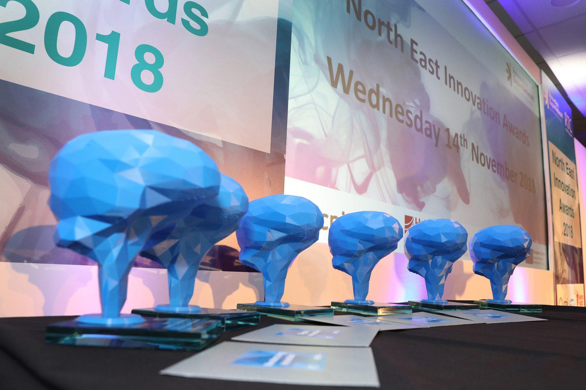 North East Innovation Awards Innovation brains